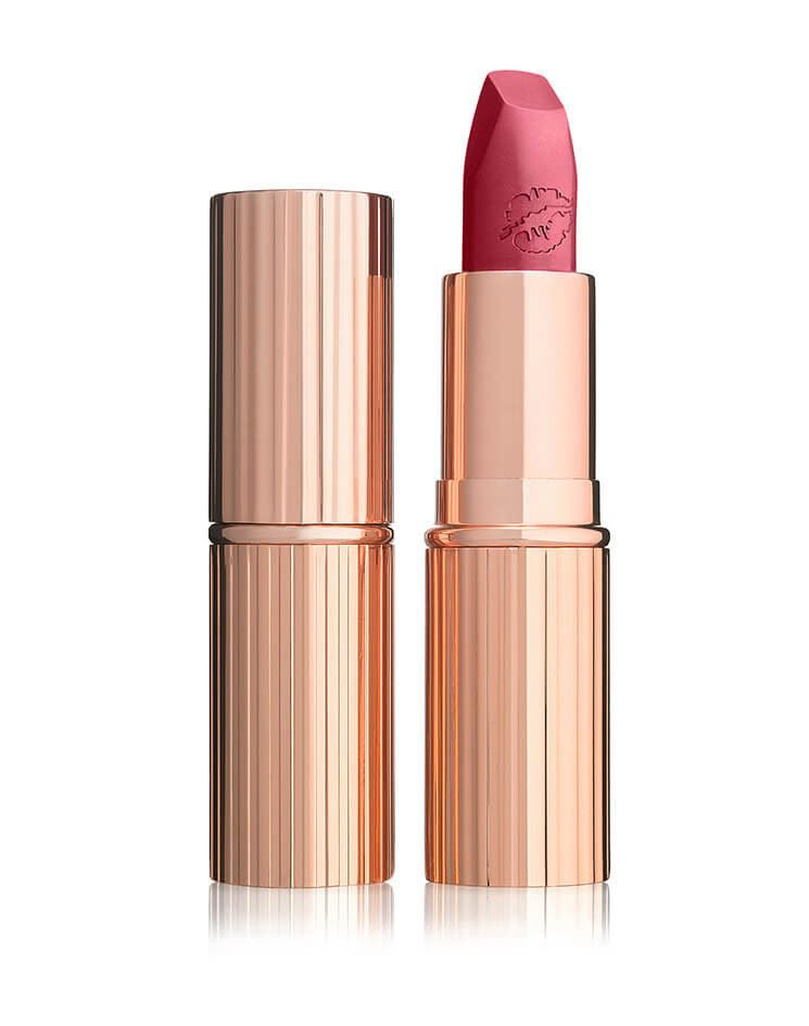 Charlotte Tilbury HOT LIPS Matte Revolution Luminous Lipstick - Secret Salma