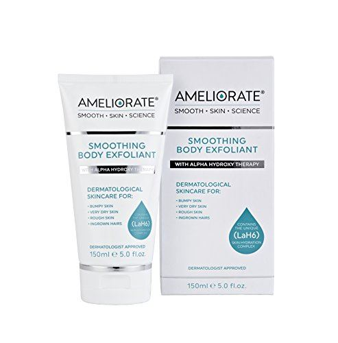Ameliorate Smoothing Body Exfoliant 150ml (2 pack)
