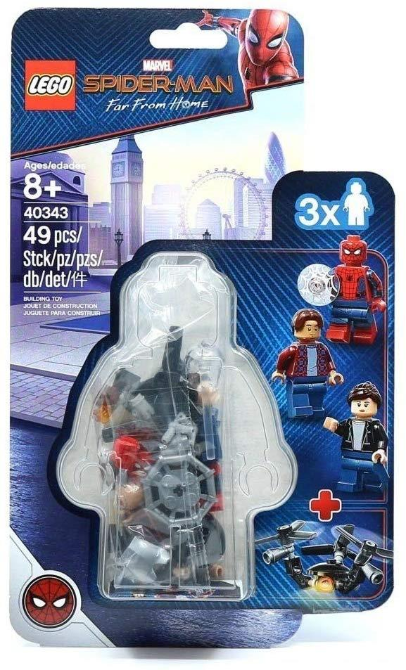 LEGO Super Heroes Spider-Man and The Museum Break-in Set 40343