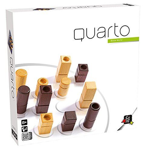 Box Damage - Gigamic Quarto Classic Game