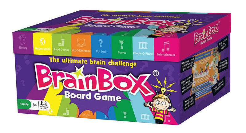 Brain Box Board Game