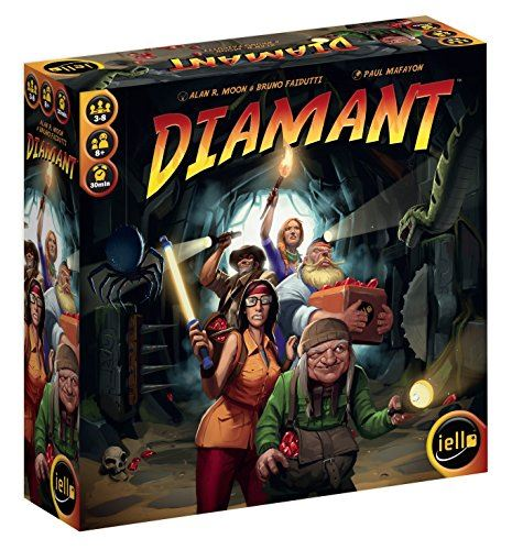 IELLO Diamant Game