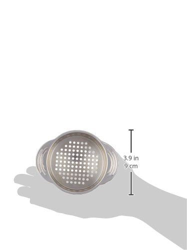Kitchen Craft Stainless Steel Food Can Strainer / Sieve
