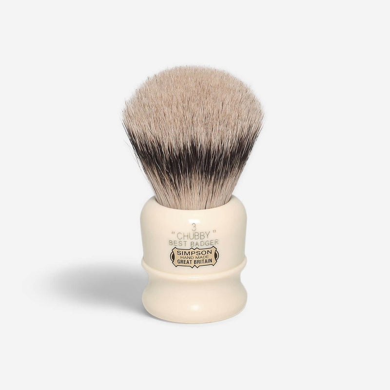 Simpsons Chubby 3 Best Shaving Brush
