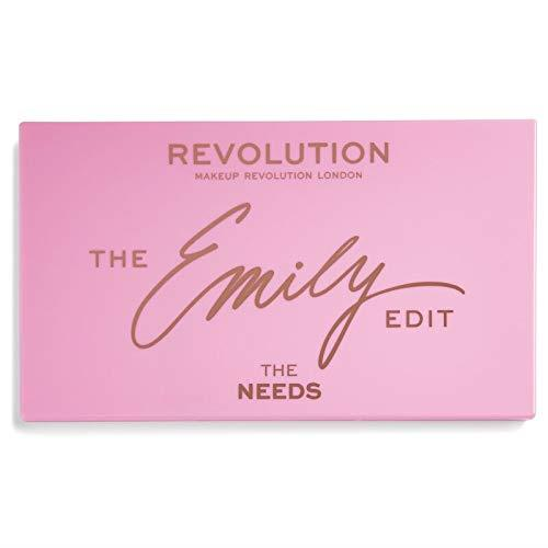Makeup Revolution Revolution x The Emily Edit - The Needs Face & Eye Palette