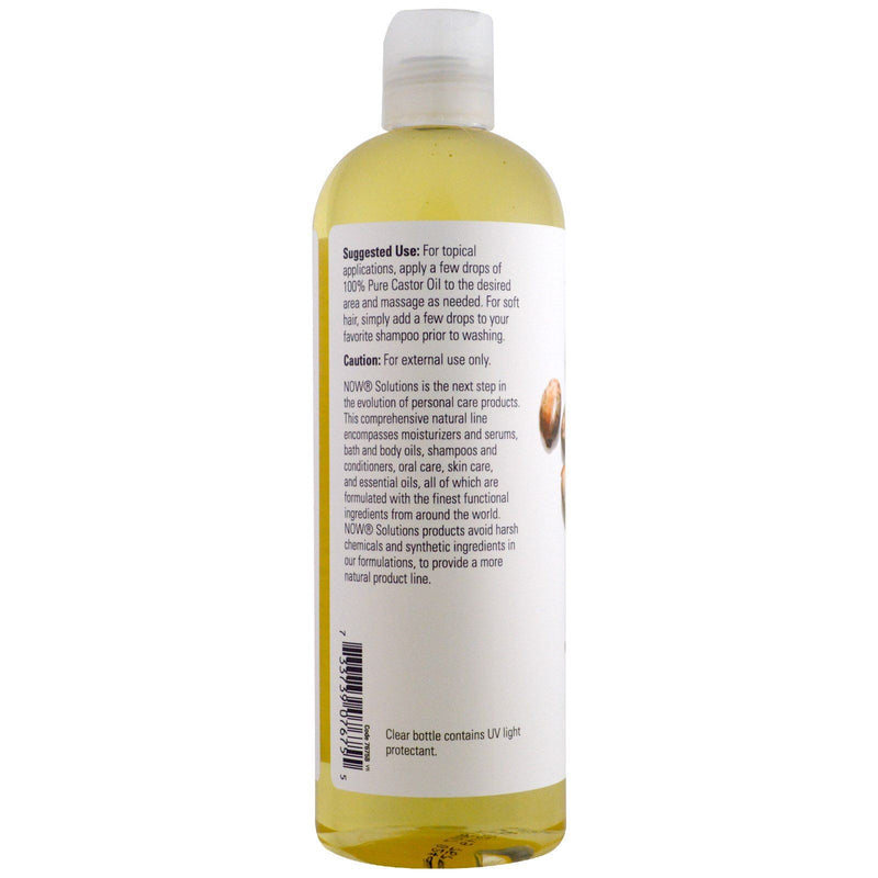 Now Foods Castor Oil 473ml