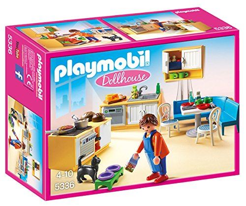 Playmobil 5336 Dollhouse Country Kitchen