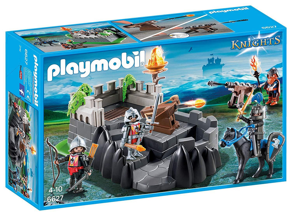 Playmobil 6627 Dragon Knight's Fort