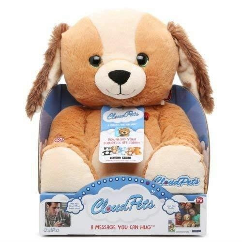 Interactive Bear Child's Kids Cuddly Soft Toy Companion