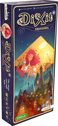Asmodee Dixit: Memories Expansion