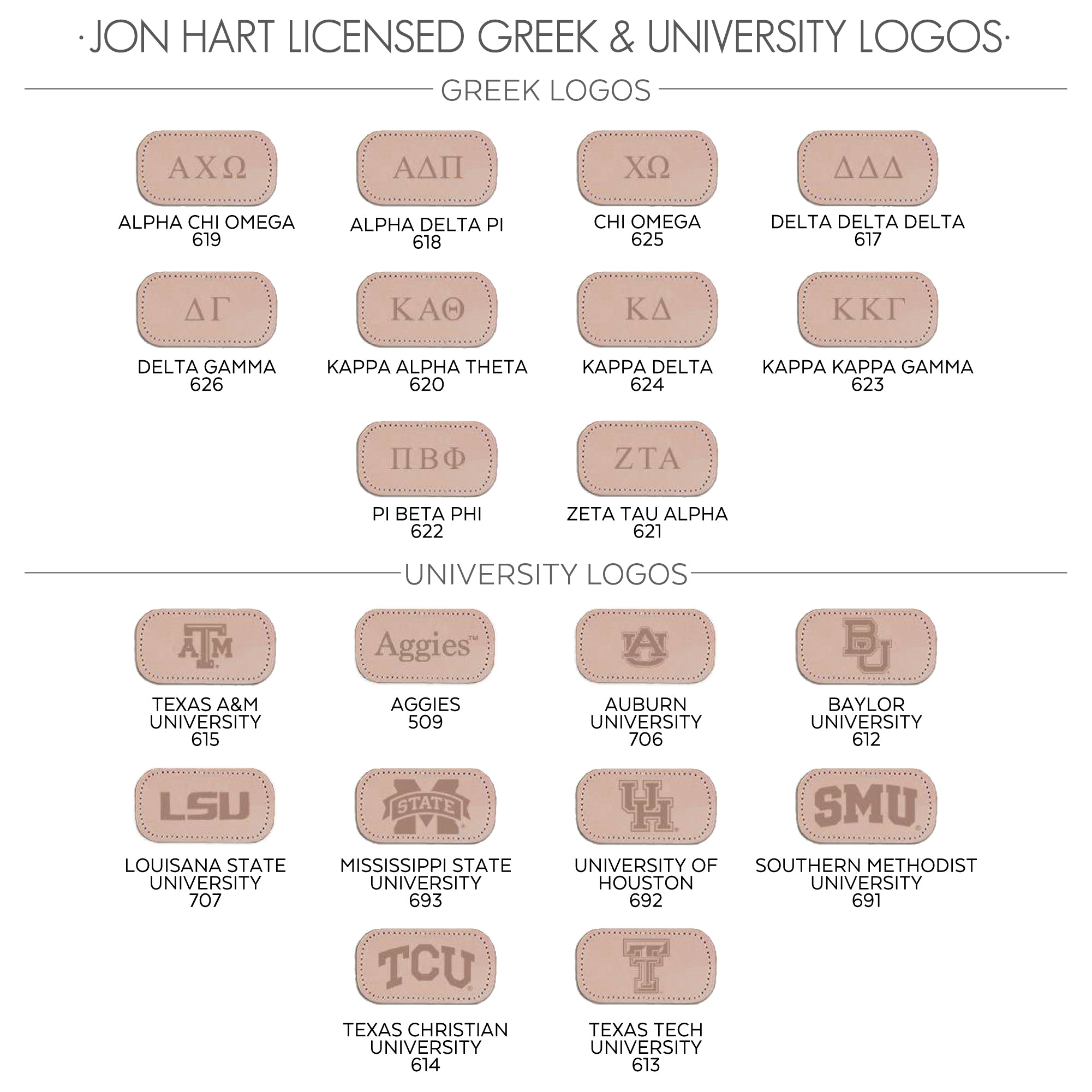 JON HART GREEK UNIVERSITY