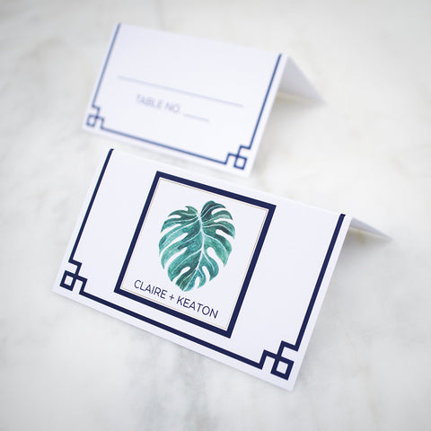 personalized placecard