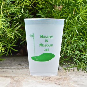 Custom Designed Shatterproof Cups