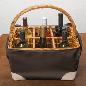 Jon Hart Bottle Basket