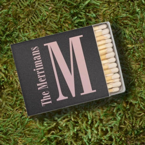 Wedding Matches With Large Initial