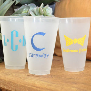 Personalized Shatterproof Cups