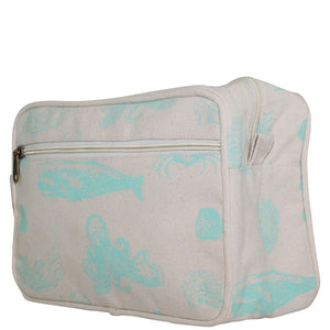 Custom Patterned Toiletry Bag
