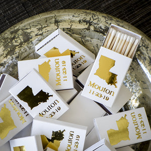 Custom State Wedding Matches