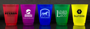 Personalized Colored Shatterproof Party Cups