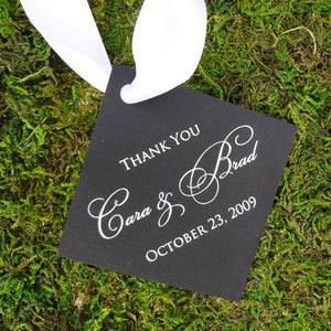 Large Personalized Favor Tag