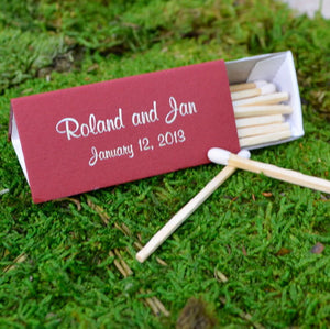 Personalized Triangle Box Matches
