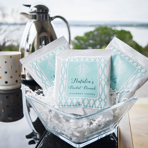Custom Bridal Shower Coffee Favors