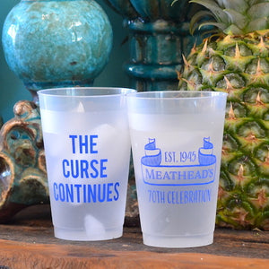 Custom Printed Shatterproof Party Cups
