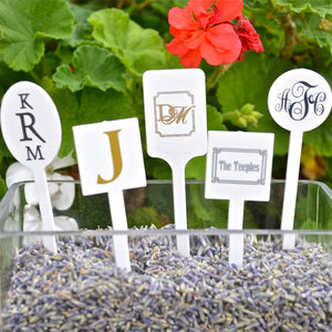 Personalized Printed Stir Sticks