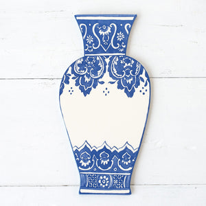 Blue Ginger Jar Place Cards - Set of 12