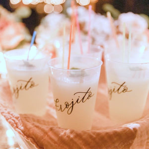 Signature Cocktail Frost-Flex Cups