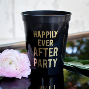 Personalized After Party Stadium Cups