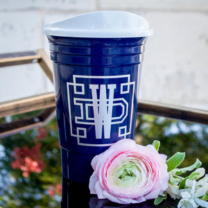 Monogram Double Walled Tumbler