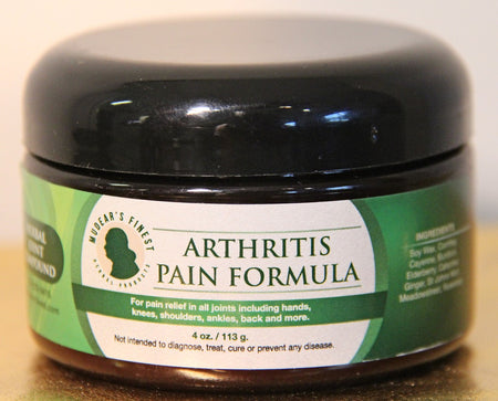 Herbal Salve - 4 ounce