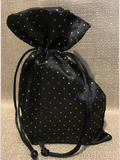 Small Gift Bag Black - Salve & Soap