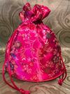 Large Gift Bag Pink - Salve & Soap