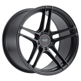 RUFF RACING RS1 18x8.5 5/120 ET30 CB76.1 GLOSS GUNMETAL