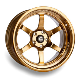 COSMIS RACING XT-006R 18X9 +35MM 5X100 HYPER BRONZE Wheel/Rim
