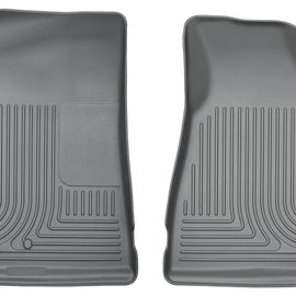 Husky Liners Front Floor Liners FOR 2008-2017 Buick Enclave 2nd Row Bucket Seats
