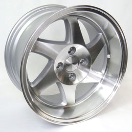 RYVER SAWBLADES 17X9 +20 4X114.3 MACHINED Rim / Wheel
