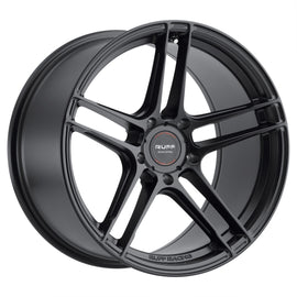 RUFF RACING RS1 18x8.5 5/112 ET43 CB66.56 GLOSS BLACK