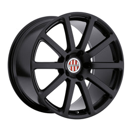 VICTOR EQUIPMENT ZEHN 22x10.0 5/130 ET50 CB71.6 MATTE BLACK