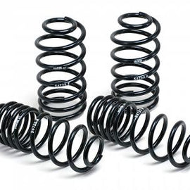H&R - Lowering Sport Springs - Porsche Cayenne 2011 (not air suspension, no self level)