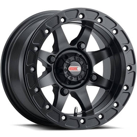 Method Race GZ807 Podium 15x10 4x156 0 cb131.3 MATTE BLACK Wheel/Rim