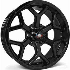 Rebel Offroad Recluse HD 20x9.0 6x135 +0 cb87.1 Black Wheel/Rim