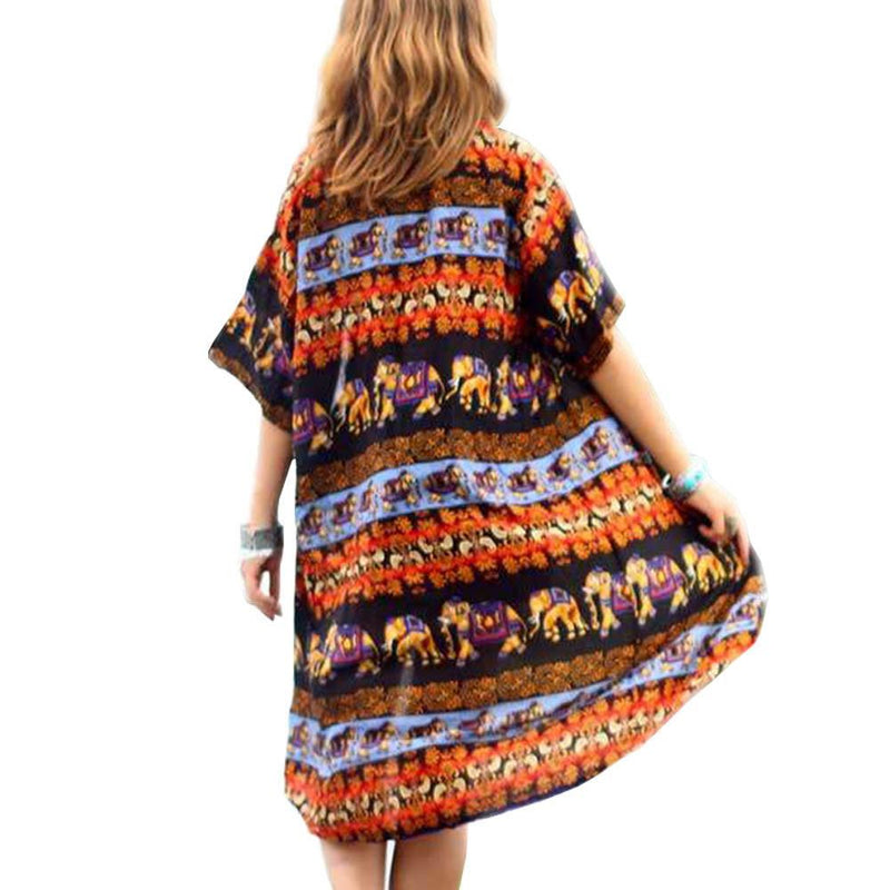 Kimonos - The Elephant Tribe
