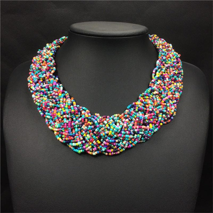 Necklace - African Sol