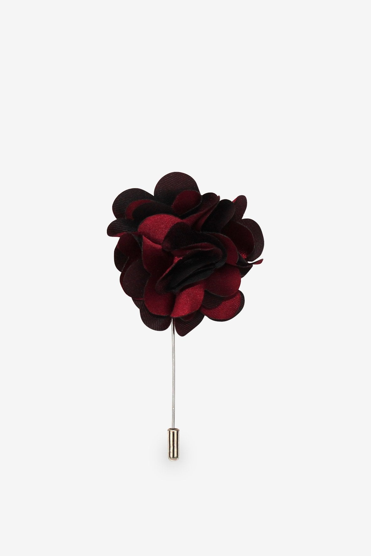 Bleeding Hearts Flower Lapel Pin