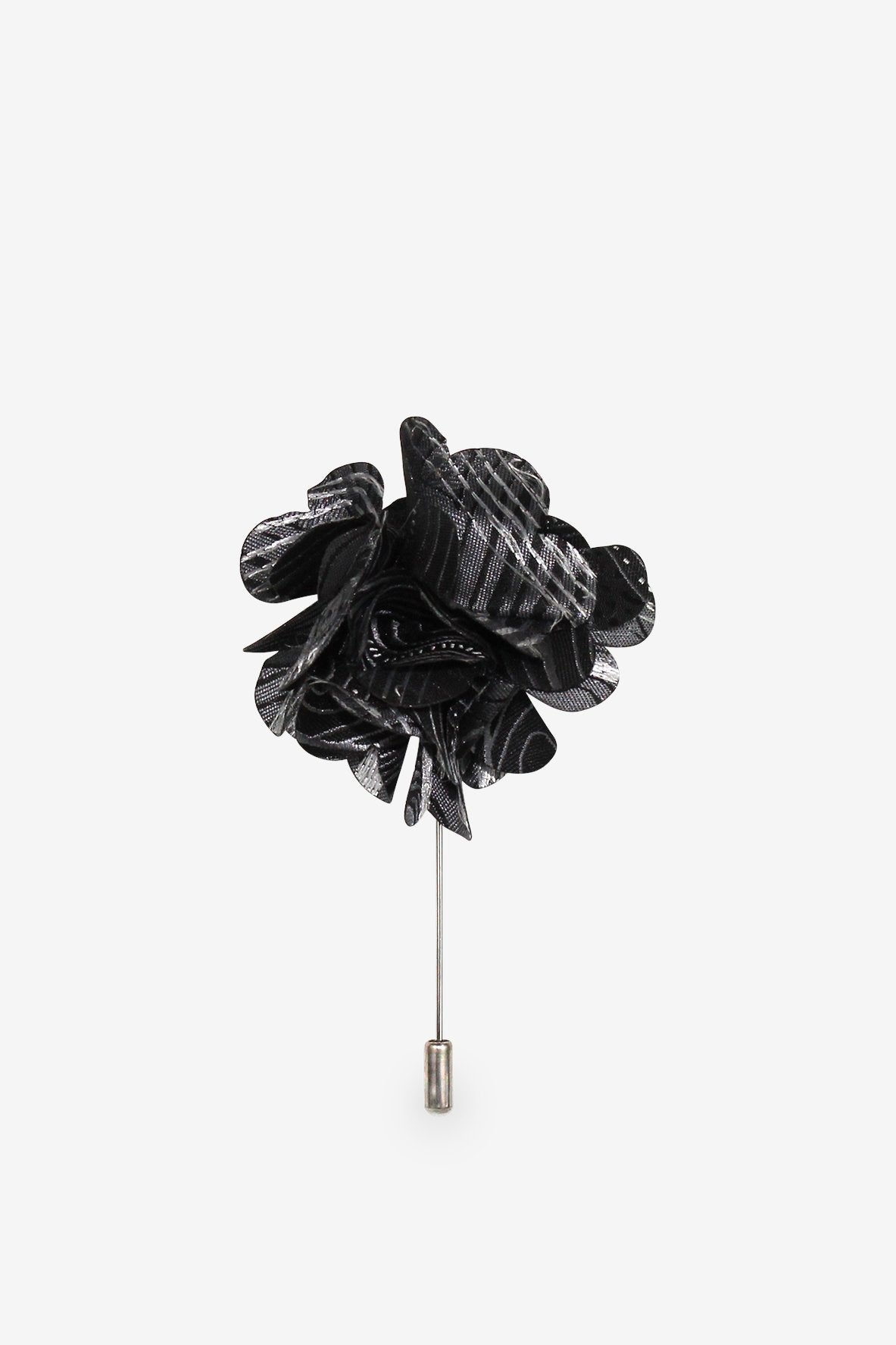 Classic Cool Flower Lapel Pin