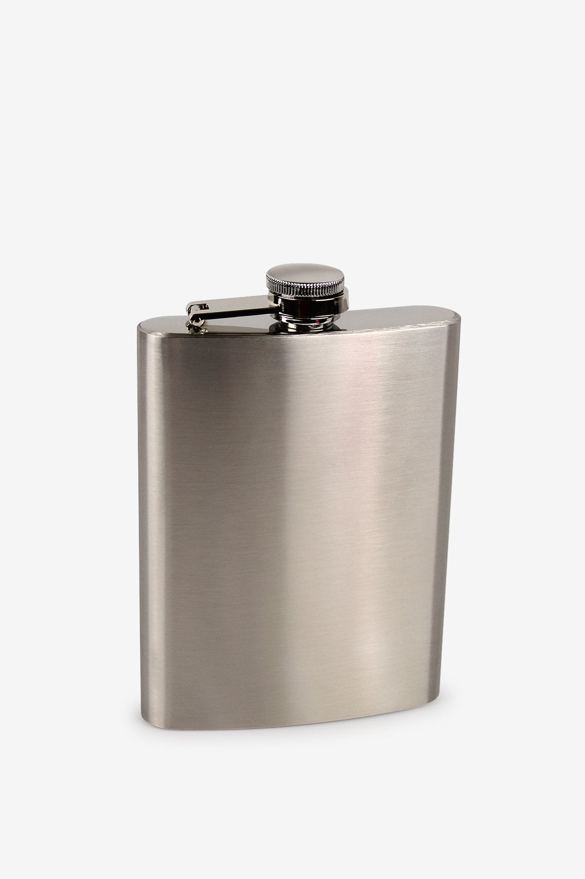 Cool Silver Flask