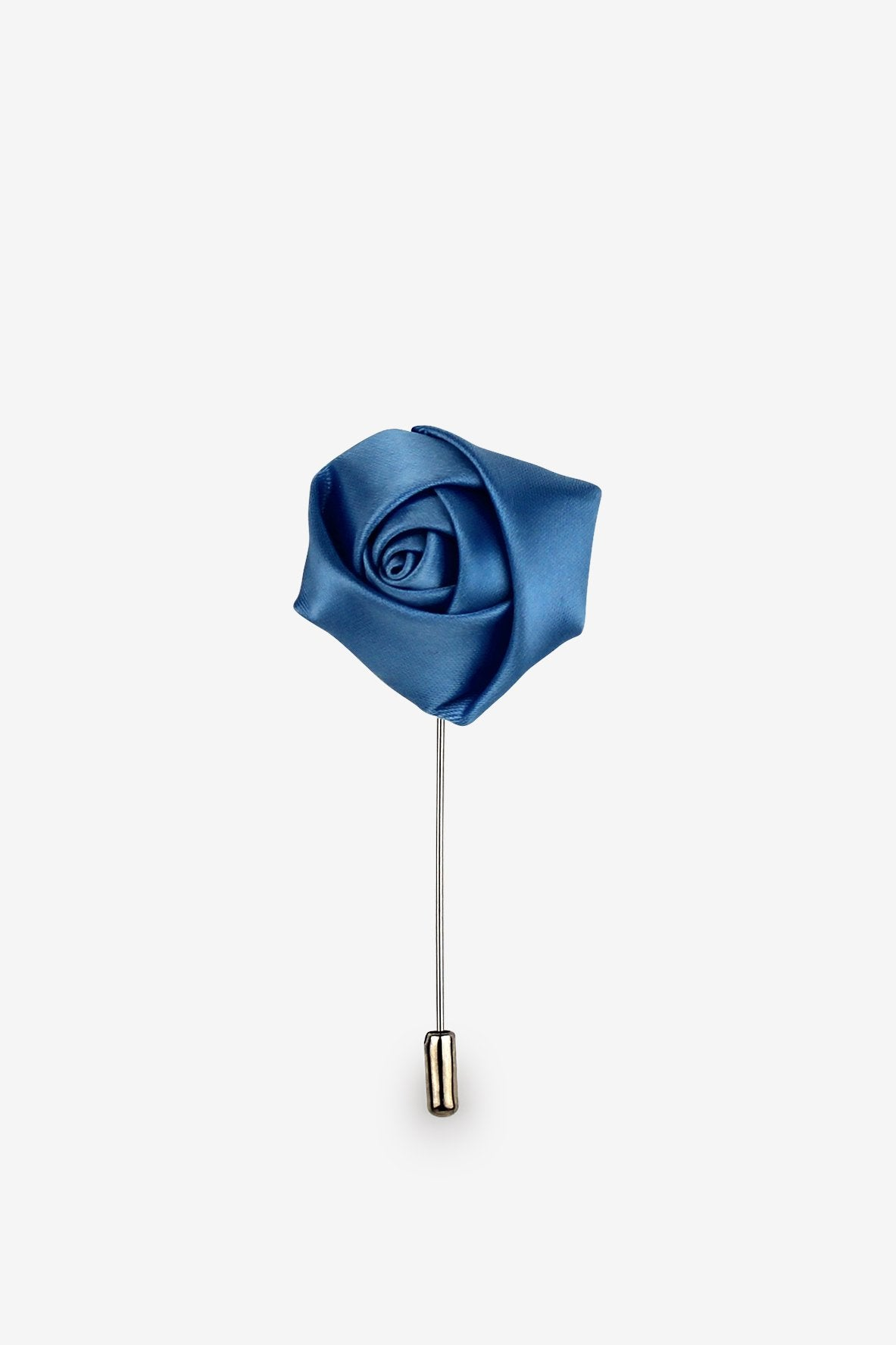 Cornflower Cool Flower Lapel Pin